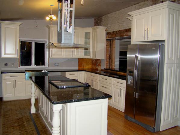 Tops Kitchen Pompano Beach : Gallery kitchen cabinets and granite countertops
