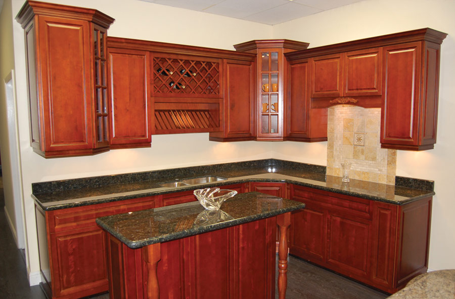 lovely Wholesale Kitchen Cabinets Florida #1: Embassy Cherry