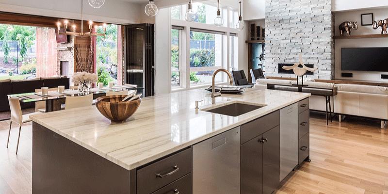 Granite Vs. Marble Countertops