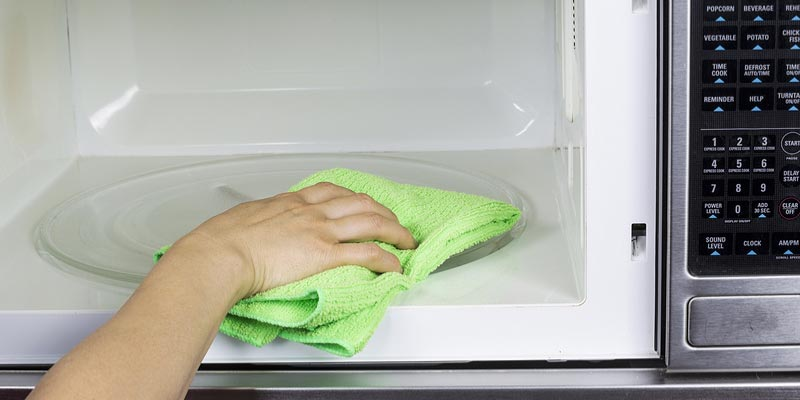 Top 7 Dirtiest Spots In Your Kitchen