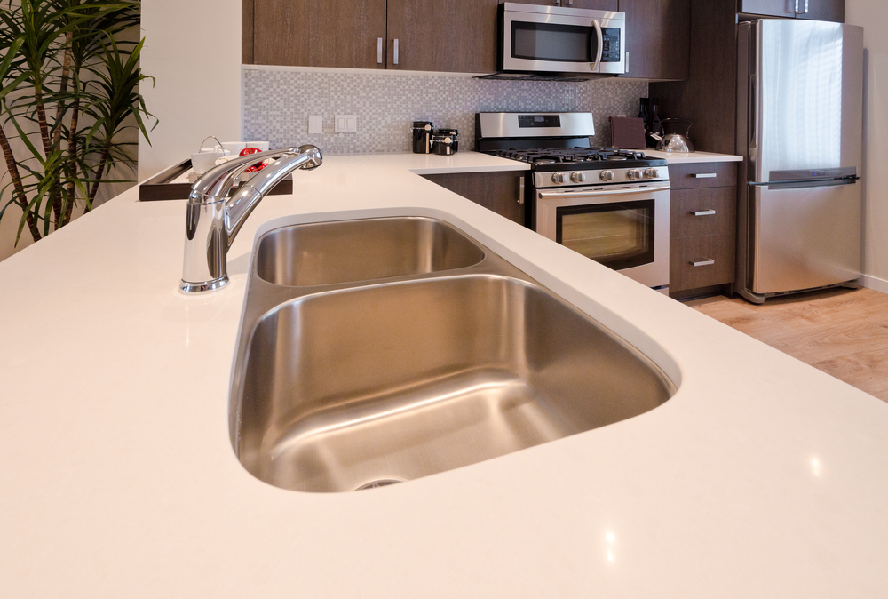 The Best Material For Kitchen Sinks Kitchen sink type 3 choosing the best kitchen sink material workwithnaturefo