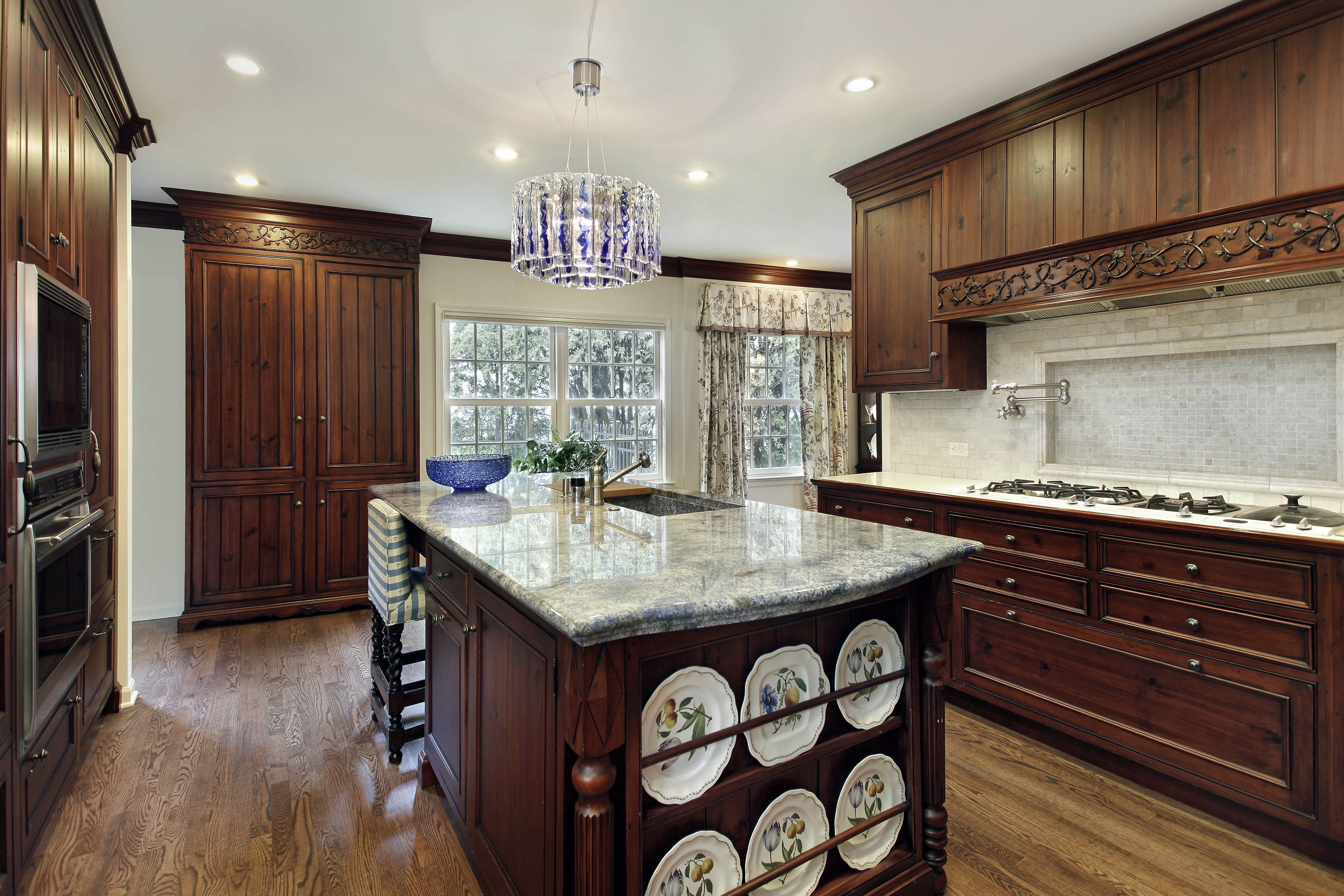 Top 6 Most Popular Kitchen Styles Kitchen Cabinets And