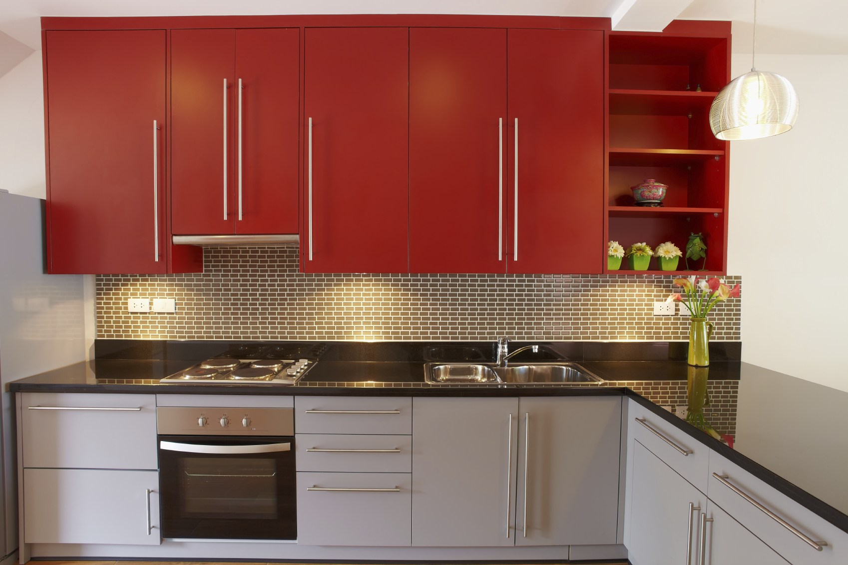 How to choose the best colors for your kitchen for Choosing kitchen paint colors
