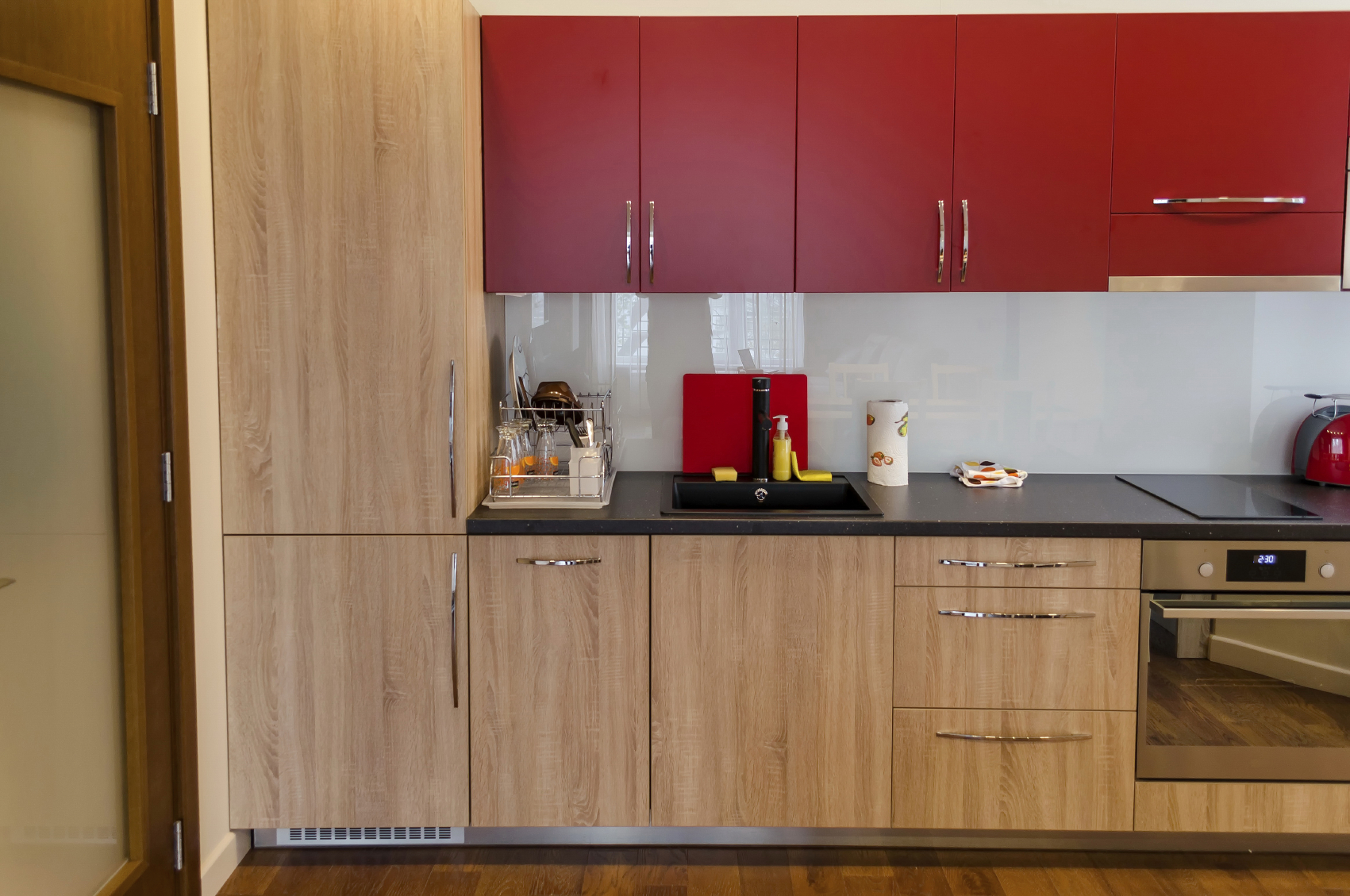 The most popular kitchen cabinet designs of 2015 for Cabinet and countertop design