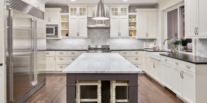 Introducing The Top Kitchen Trends For Kitchen Cabinets And - Kitchen countertop trends 2017