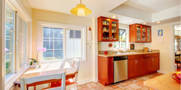 Here Are The Best Paint Colors for Every Kitchen Based On Sun Exposure