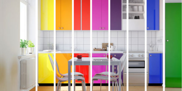 Kitchen Colors – How to Choose Yours