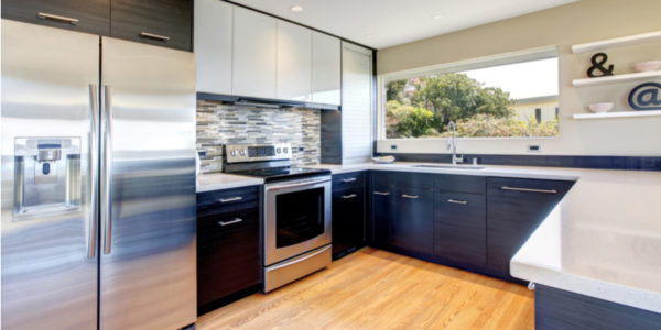 Remodeling with the Kitchen Work Triangle in Mind