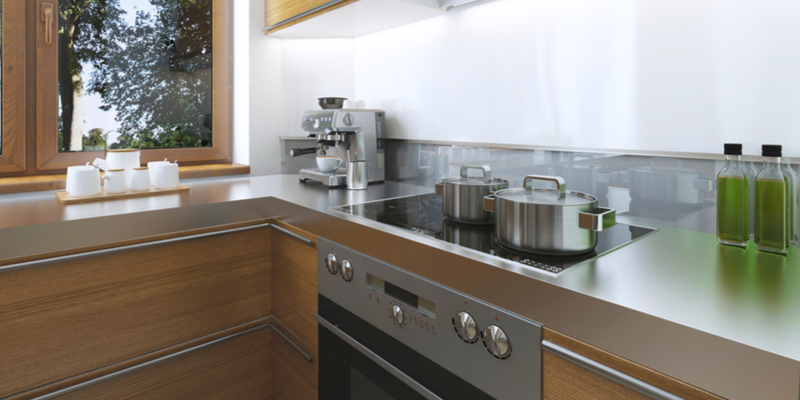 Metal Countertops Essing The Pros And Cons