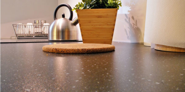 Counter Options – Laminate, Ceramic, and Solid Surface