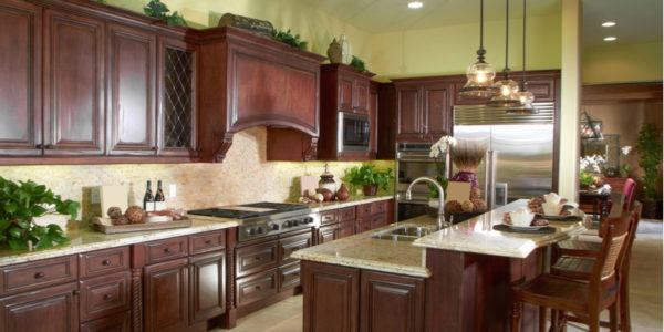 Upgrading to a Chef's Kitchen