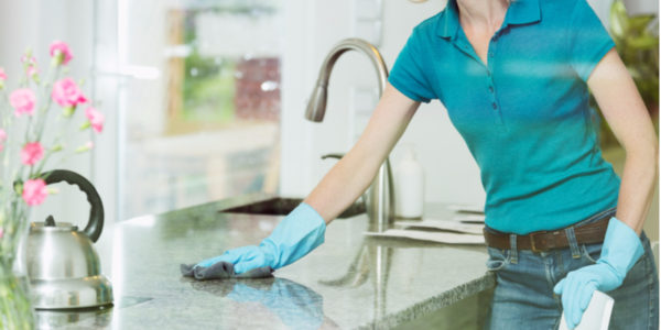 Clean Marble Surfaces Safely