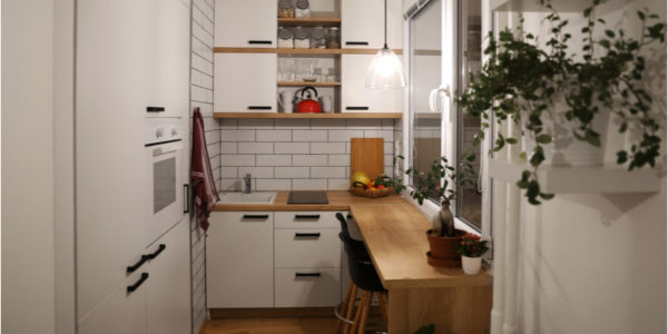 Making the Most of Your Small Kitchen