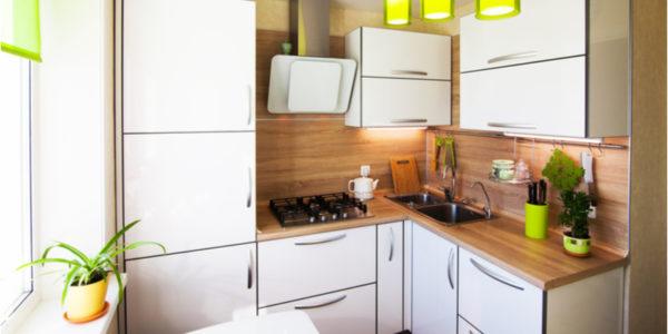 Great Small Kitchen Design Ideas