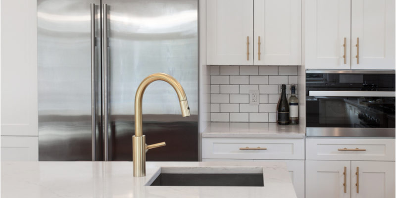 Can You Mix Metal Finishes in Your New Kitchen?