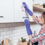 Deep Cleaning Your Kitchen Cabinets