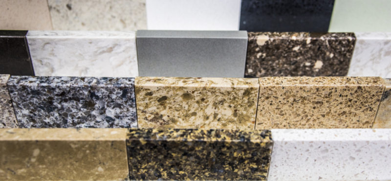 Selecting the Best Countertop to Suit Your Lifestyle